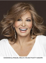 GODDESS by RAQUEL WELCH | RL30/27 RUSTY AUBURN