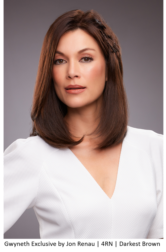 Gwyneth Exclusive Remy Human Hair Lace Front Wig (Hand-Tied)