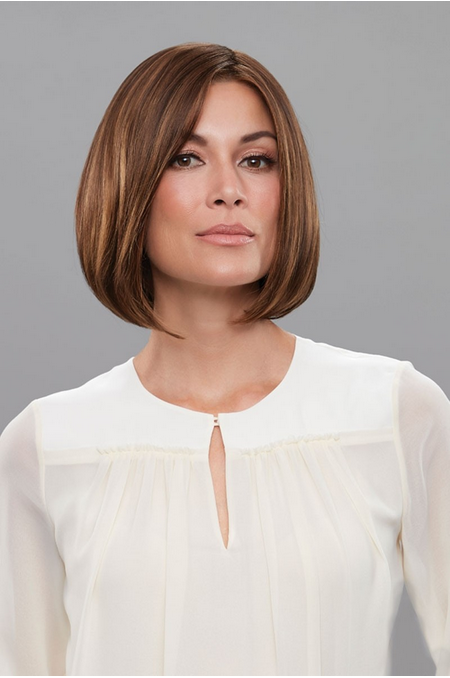 Hailey Synthetic Lace Front Single Mono Wig