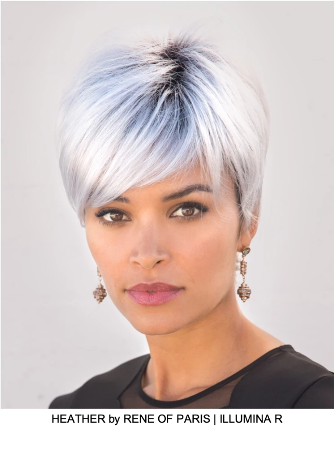 Heather Synthetic Lace Front Wig (Basic Cap) | DISCONTINUED