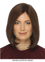 Heaven Remy Human Hair Wig (Hand-Tied)
