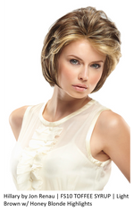 Hillary Synthetic Lace Front Wig (Basic Cap)