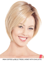 Irish Coffee Synthetic Lace Front Wig