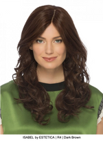 Isabel Remy Human Hair Wig (Mono Top)