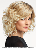 It Curl Synthetic Lace Front Wig