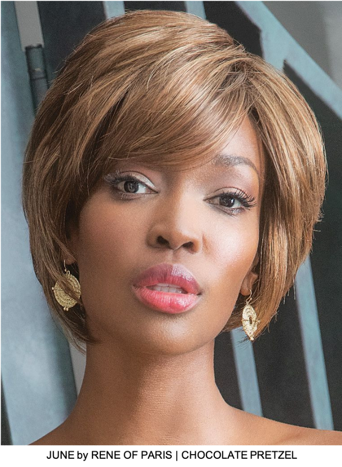 NEW!!! June Synthetic Wig (Basic Cap)