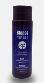 Blonde Ambition Toning Mask by Kode Professional 8floz