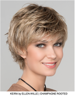 Keira Synthetic Wig (Mono Crown) | DISCONTINUED