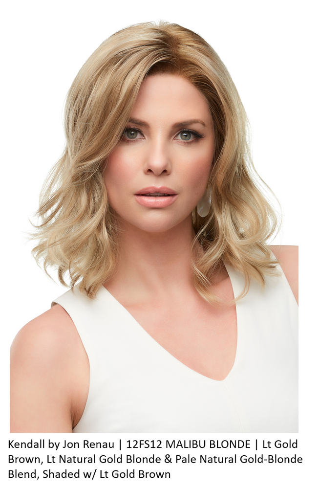 Kendall Synthetic Lace Front Wig