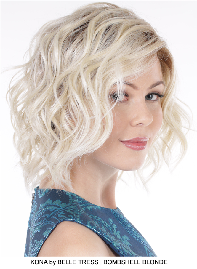 Kona Synthetic Lace Front Wig