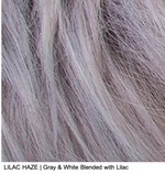 LILAC HAZE | Gray & White Blended with Lilac