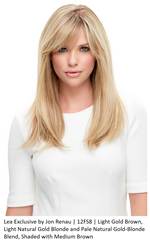 Lea Exclusive Remy Human Hair Wig (Hand-Tied)