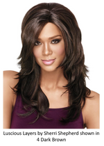 Luscious Layers Lace Front Synthetic Wig (Basic Cap) | DISCONTINUED