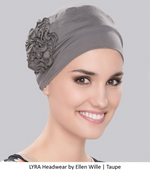 Lyra Turban Accent Headwear