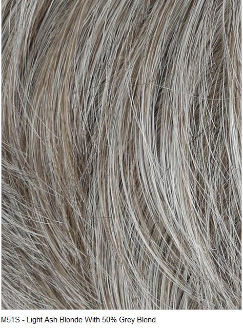 Classic HF Synthetic Lace Front Wig (Mono Top)