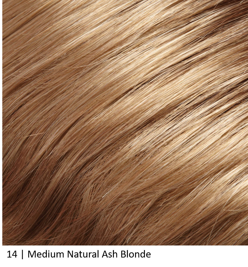 14 | Med Natural Ash Blonde