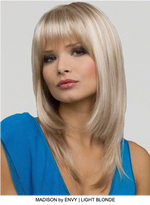 Madison Synthetic Wig (Mono Top)