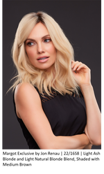 Margot Exclusive Remy Human Hair Lace Front Wig (HT)