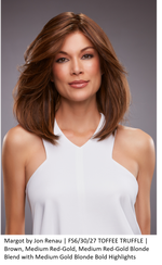 Margot Remy Human Hair Lace Front Wig (HT)