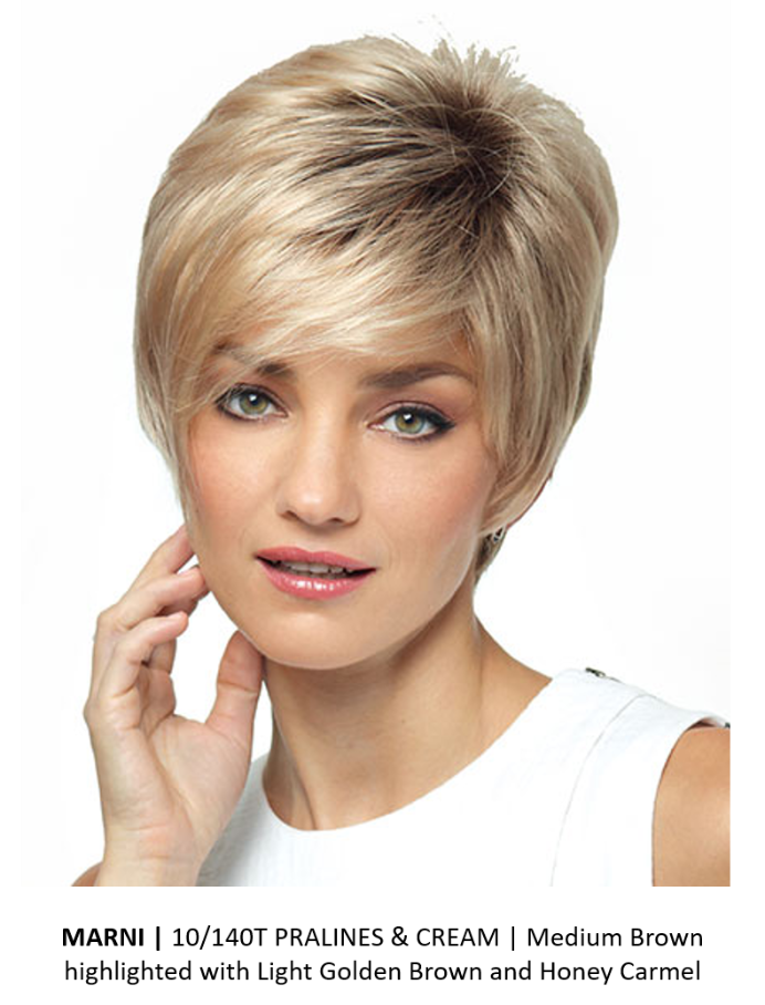 Marni | Synthetic Wig (Basic Cap) DISCONTINUED