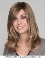 Marusha Mono Long Synthetic Wig (Mono Top) | DISCONTINUED