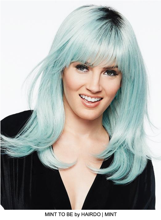 Mint To Be HF Synthetic Wig (Basic Cap)