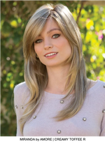 Miranda Synthetic Wig (Mono Top)