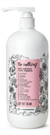 No Nothing Very Sensitive Color Shampoo