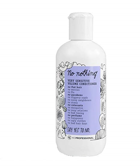No Nothing Very Sensitive Moisture Conditioner 10.1floz