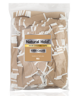 Natural Hold Tape Strips (Bulk)