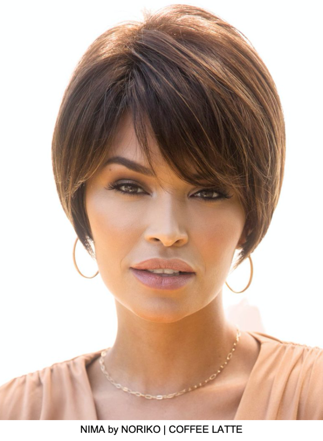 NEW!!! Nima Synthetic Wig (Basic Cap)