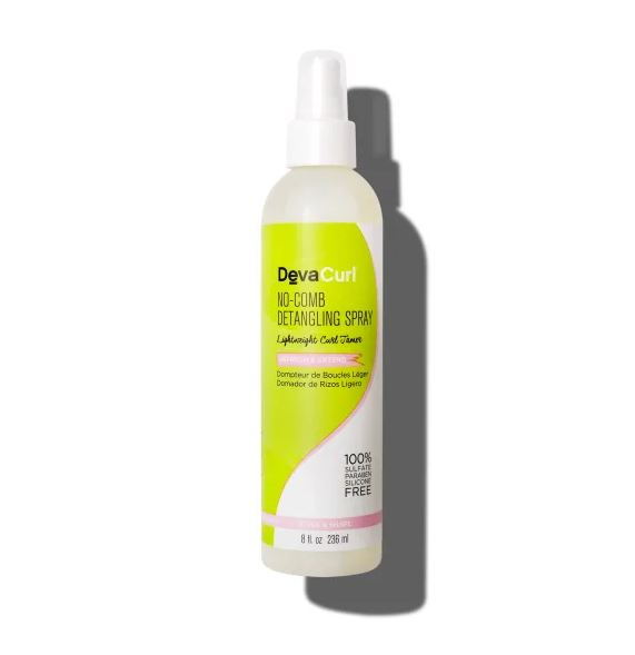 No-Comb Detangling Spray 8floz
