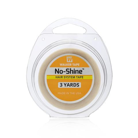 No-Shine Bonding Double-Sided Tape, 1 in. X 3 yd.