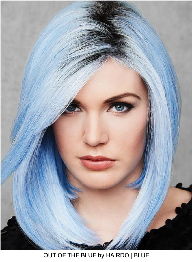 Out Of The Blue HF Synthetic Wig (Basic Cap)