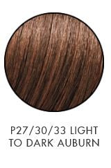 P27/30/33 Light to Dark Auburn Sheri Shepherd NOW