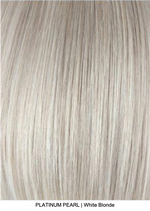 PLATINUM PEARL | White Blonde