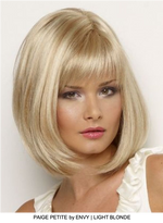 Paige Petite Synthetic Wig (Mono Part)