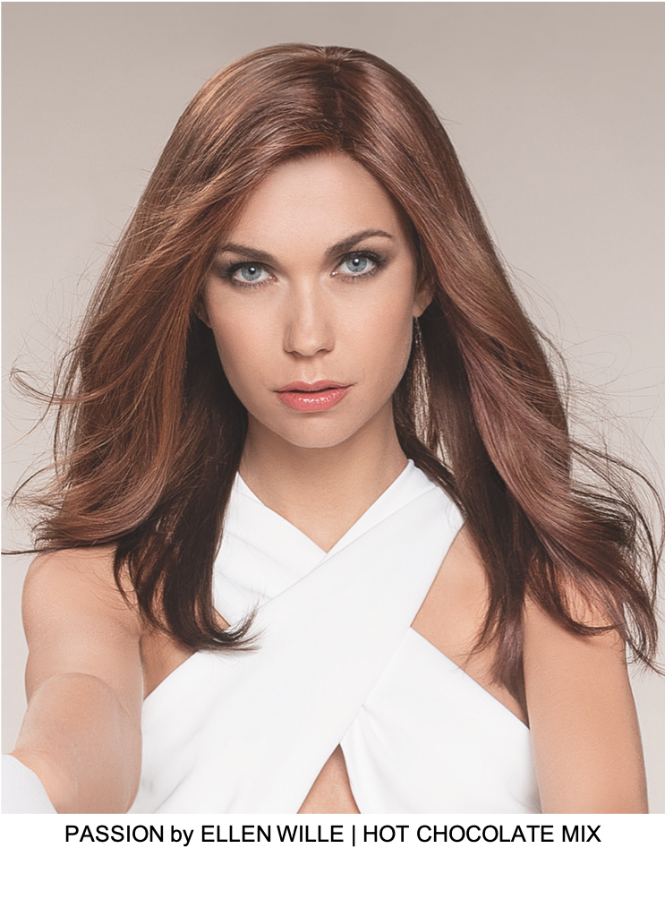 Passion Remy Human Hair Wig (Double Mono)