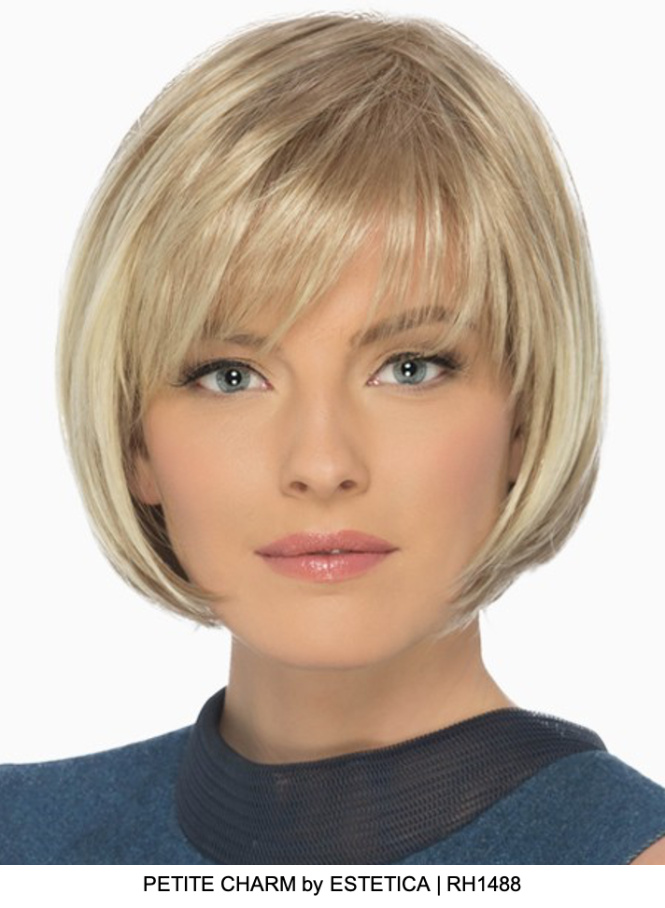 Petite Charm Synthetic Wig (Basic Cap)