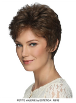 Petite Valerie Synthetic Lace Front Wig