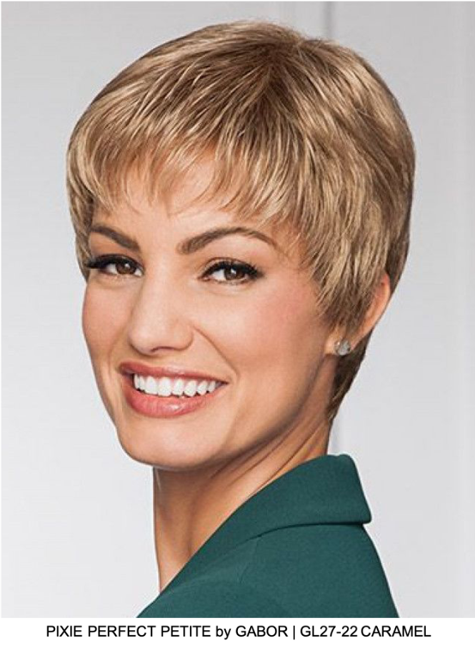 Pixie Perfect Petite Synthetic Wig (Mono Crown)
