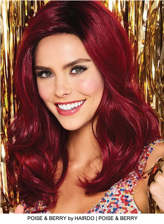 Poise & Berry HF Synthetic Wig (Basic Cap)