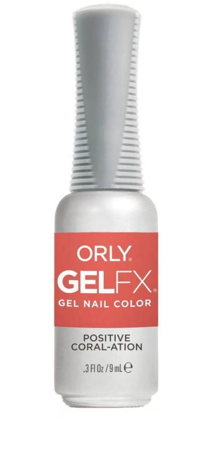 Positive Coral-ation GelFx 0.3floz by Orly