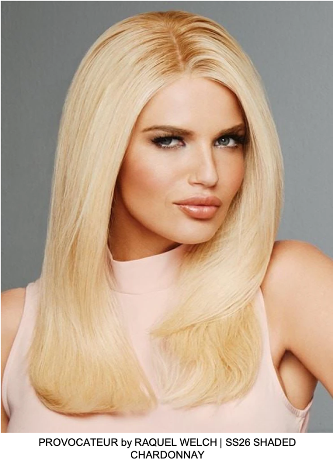 Provocateur Remy Human Hair Lace Front Wig (Hand-Tied)