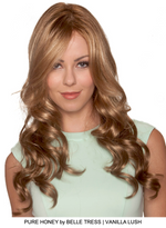 Pure Honey Synthetic Lace Front Wig