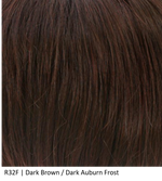 R32F | Dark Brown / Dark Auburn Frost
