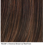 R6/28F | Chestnut Brown w/ Red Frost