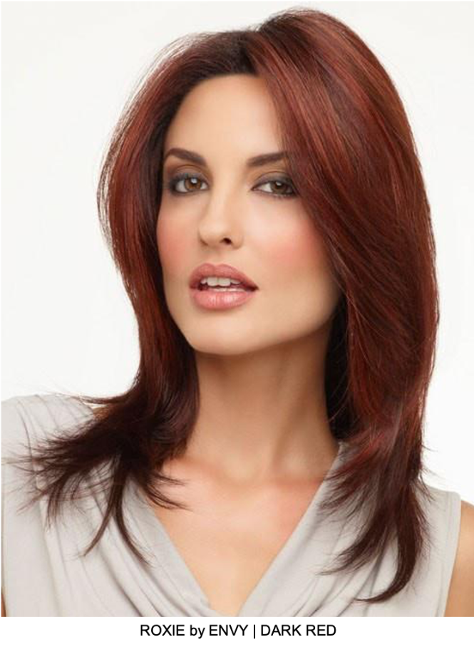 Roxie Synthetic Lace Front Wig (Hand-Tied)