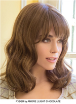 Ryder Synthetic Lace Front Wig (Mono Top)