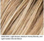 Top Mono Synthetic Hair Topper (Mono Base)